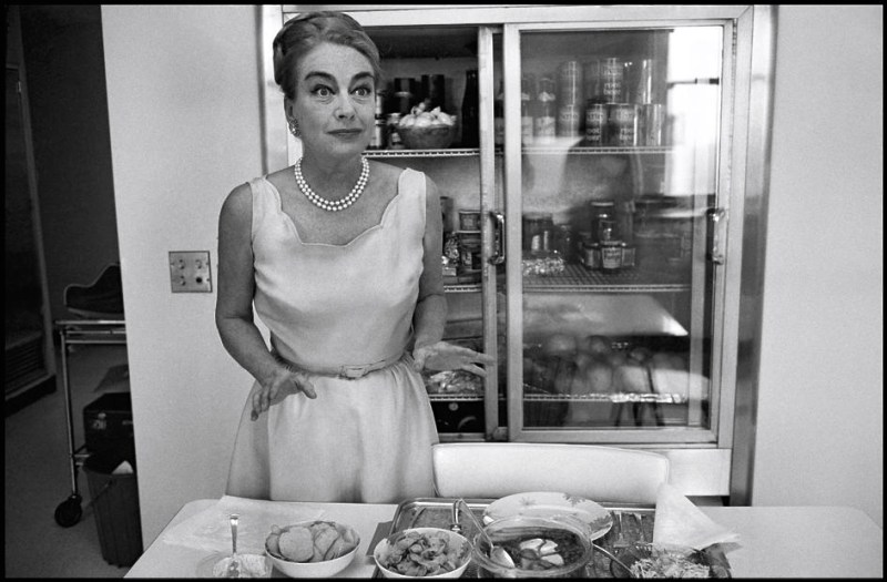 bruce davidson photo of joan crawford