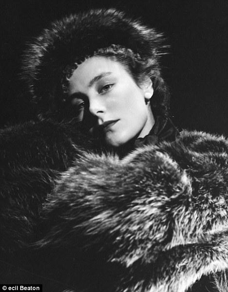 Anne Scott-James by Cecil Beaton