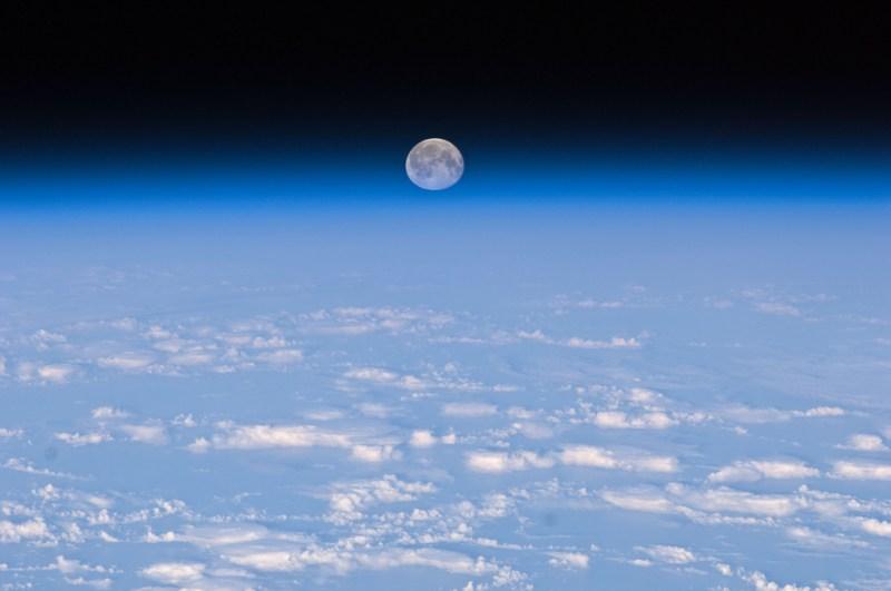 earth moon nasa