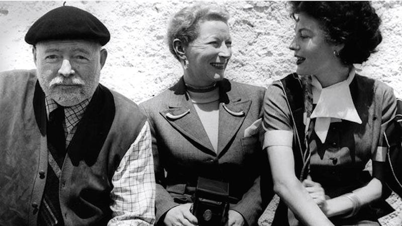Hemingways and AvaGardner
