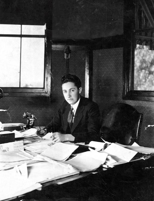 Irving Thalberg 1925ish