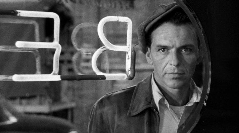 """Otto Preminger's """"The Man with the Golden Arm"""" 1955"""