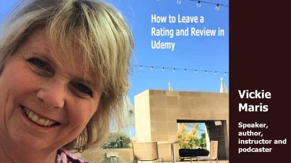 Photo of Video Thumbnail How to Leave a Review in Udemy