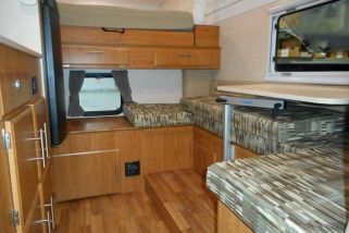 Why Did We say Goodbye Truck Camper RV and What's Next? Cabover Bed