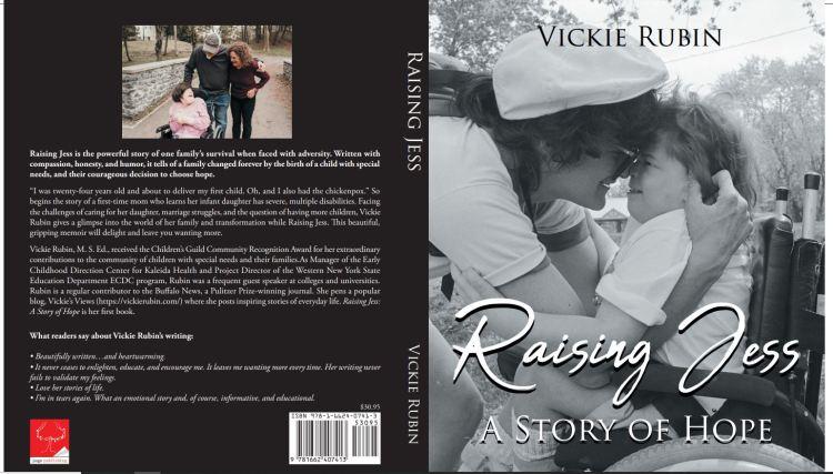 Raising Jess Memoir Book