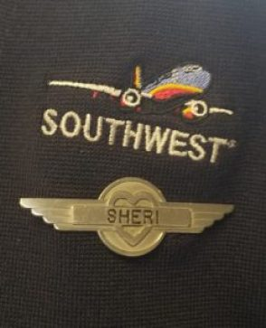 Southwest Airlines - Sheri Hightower - Article by Vicki Fitch