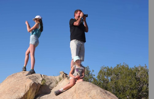 Photo opportunites abound at Joshua Tree NP
