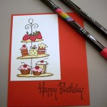Card Making: Quick and Easy Birthday Card