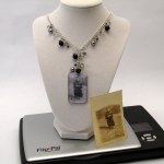 Not a Locket – Photo Keepsake Necklace with Flip Pal Mobile Scanner