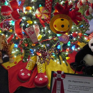 Christmas Tree Topper Inspiration from the Akron Tree Festival – Part 2