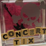 Handmade Gifts for Teens – Save up for the Next Concert with KraftyBlok Glass Block