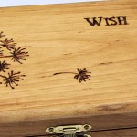 Make a Wood Burned Keepsake Box