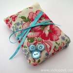 How to Turn a Vintage Hanky Into a Sweet Smelling Sachet