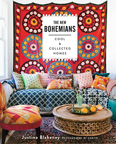 Bohemian Kitchen Inspiration - The New Bohemians by Justina Blakeney