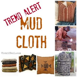 Trend Alert: Mud Cloth
