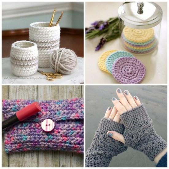 Easy Crochet Gifts