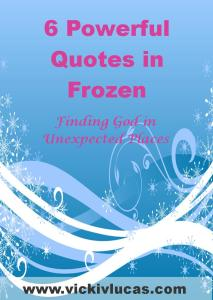 6 Powerful Quotes in Frozen
