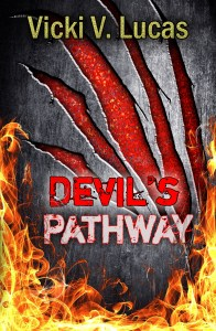 The front cover of Devil's Pathway
