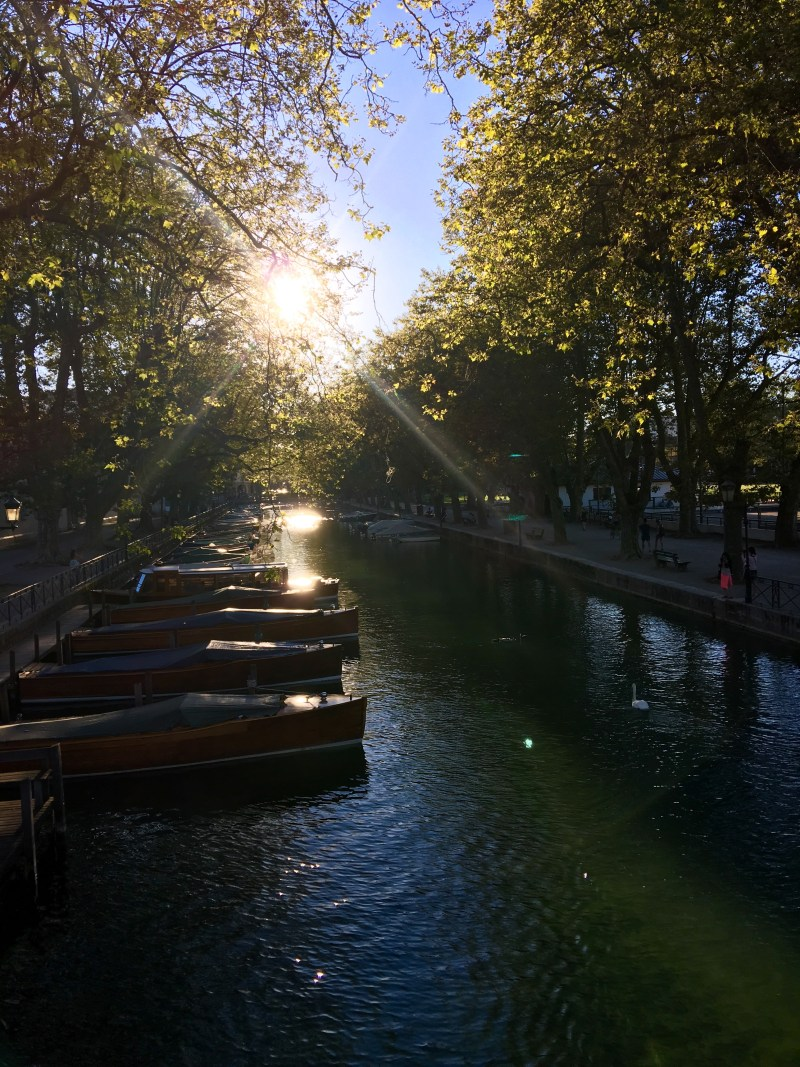 Annecy lack