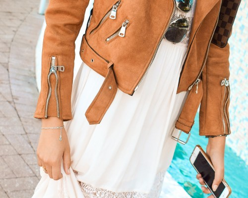 HOW TO STYLE A LEATHER JACKET!