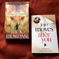 Magnus Chase - Rick Riordan | After You - Jojo Moyes
