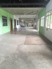 the corridor where it all happens