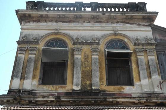 Old building, Tamil quarter
