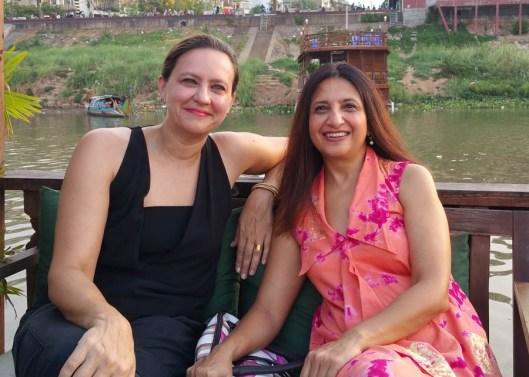 Sabiha and Arin