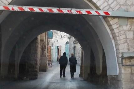 Entry to Old Bethlehem