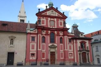 Building in Castle courtyard