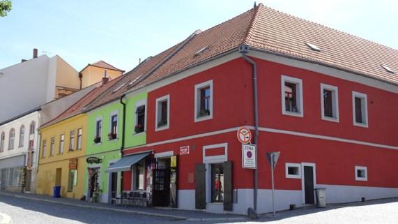 Shops next door to KaiserHaus