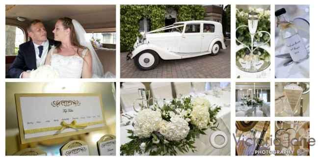 Wedding photography Nuthurst Grange