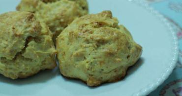 親子料理︱夏季食譜︱優格蘋果沙拉、司康Scone、麵線佐番茄沾醬