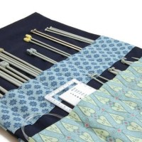 Knitting Needle Case Tutorial
