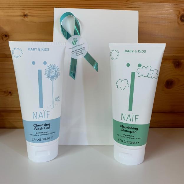 Shampoo & Wash Gel Pack