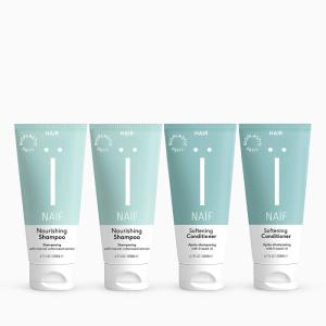 Shampoo + conditioner bundel