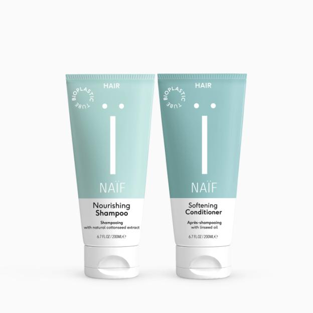 shampoo & conditioner bundel