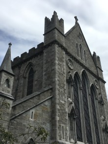 St. Patrick's Cathedral, the National Cathedral for the Church of Ireland Communitiy in Ireland