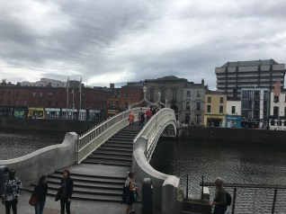 Dublin: Ha'Penny Bridge
