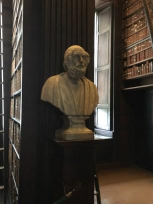 Homerus bust