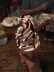 My dessert: a 99