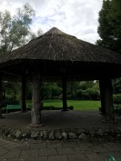 A small pavilion in the park of Adare
