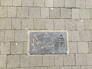 Keep Kilkenny Litter free