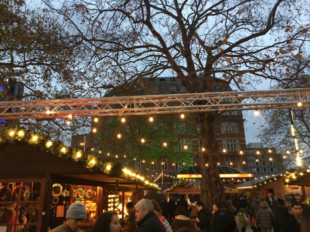 Looks like just every Christmas Market in London