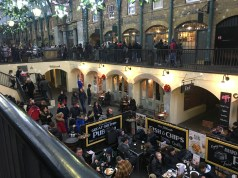 Inside Covent Garden