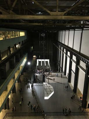 Tate Modern the power station Turbine Hall