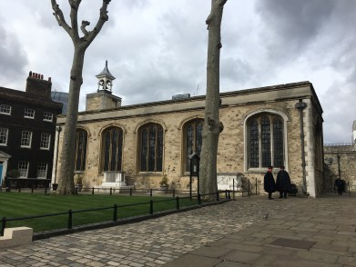 The Royal Chapel of St Peter and Vincula