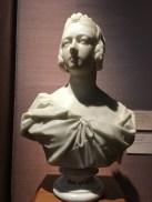 Queen Victoria by Sir Francis Chantrey (1841)