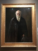 Charles Robert Darwin by John Collier (1881)