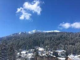 Goodbye mountains, goodbye snow
